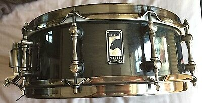 """Mapex Black Panther Black Widow 14""""x5"""" Maple Snare Drum"""