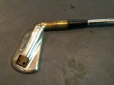 The Adjustable Multi Loft Vintage Iron Steel Shaft Golf Club