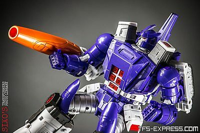 Transformers Masterpiece G1 - Fanstoys  Ft-16 Sovereing  - Misb