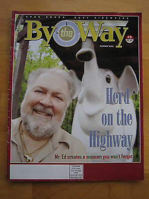 BY THE WAY Diner Magazine #3, Summer 2002 Edition, Near Mint , Smoke Free