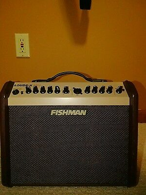 Fishman Loudbox Mini 60 watt Acoustic Combo Amp