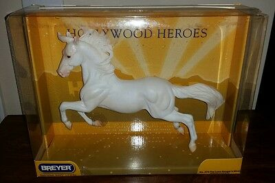 "NIB Breyer Traditional Model #574 ""The Lone Ranger's Silver"" RETIRED (2001-2006)"