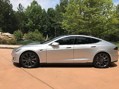 2014 Tesla Model S P85DL Tesla P85DL - 1 Owner - Ludicrous Speed Upgrade - AWD