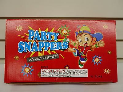Party Snappers/Party Favors Noise maker (Party Snappers )