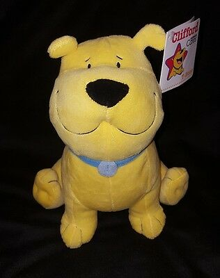 Kohl's Cares Clifford The Big Red Dog T-Bone Plush Character NEW