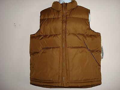 Boy Old Navy Quilted Vest Size Xl /14-16/ Nwt