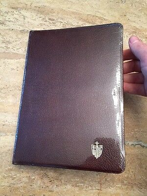 Kenneth Hagin Faith Study Bible KJV Leather Rhema Vintage Rare New
