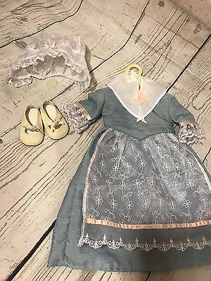 American Girl Elizabeth Tea Lessons Outfit