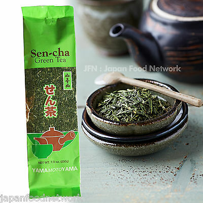 Premium Quality YMY Japanese Sencha Green Tea Leave Family Pack 200g Try our tea
