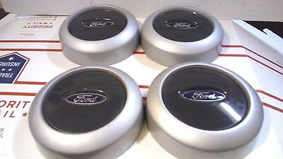 *SET OF *4* 2002 - 2006 Ford Expedition Painted OEM Center Caps *4L14-1A096-AB*