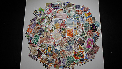 LOT17015 WORLDWIDE Mix BOX With 1,000 STAMPS, Little To No DUPS