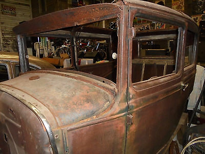 1930 Ford Model A  1930 ford 2- door sedan rat rod