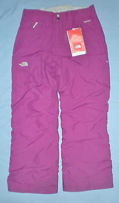 Nwt The North Face Girls Hyvent Freedom Insulated Snow / Board Pants Size Xl 18