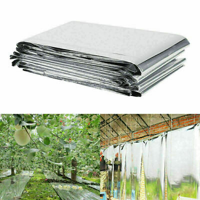 """1pc Garden Wall  Film Covering Sheet Hydroponic Highly Reflective 210""""x120"""" BT"""