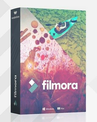 Wondershare Filmora For Mac *LIMITED QUANTITY*