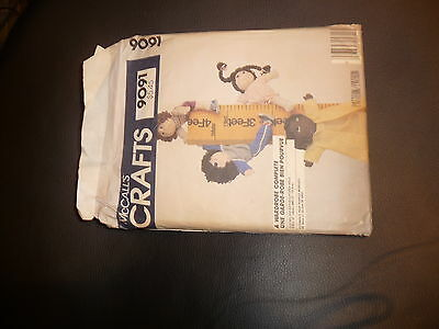 Mccalls Crafts 9091 Sewing Pattern