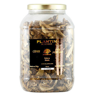 Dried Porcini Mushrooms 1st choice 500g
