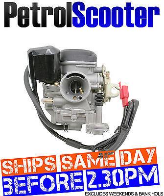 Carburettor Carb Carby Fits 50cc Chinese Scooters Automatic Choke Baotian QT9