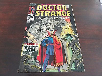Doctor Strange #169 (Jun 1968, Marvel) VG/FN