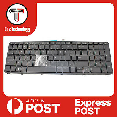 For HP Keyboard ZBook 15 ZBook 17 with Backlit 733688-B31