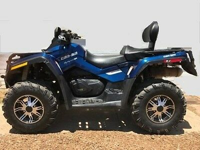 Can Am Outlander 800R Max Xt Limited 2011 Model Quad Bike... Great Condition