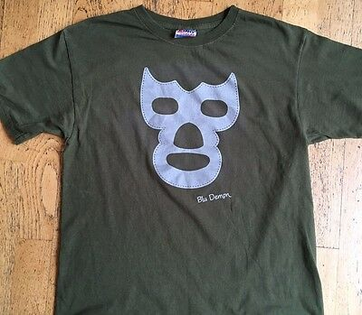 Mexican wrestling t-shirt (Excellent condition, Size L)