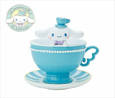 Sanrio Cinnamoroll 15th Anniversary  Accessory Case Tea cup Limited Sanrio