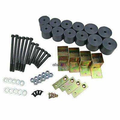 "50mm 2"" inch Body Lift Kit Raising Blocks For Toyota Hilux VIGO 05-14 Dual Cab"