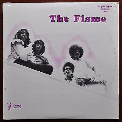ORIGINAL PRESS   The Flame The Flame Brother Records BR 2500USA 1970