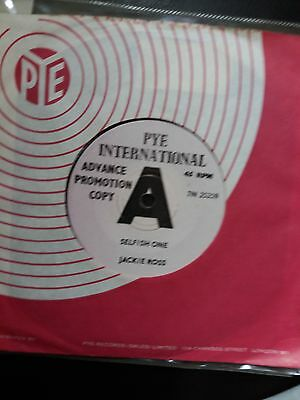 Northern Soul Rare UK Jackie Ross Demo
