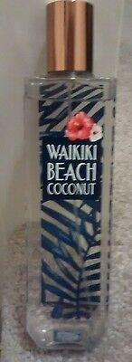 ** Bath & Body Works Waikiki Beach Coconut Fine Fragrance Mist **