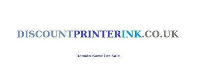 Domain Name  -  DISCOUNTPRINTERINK.CO.UK