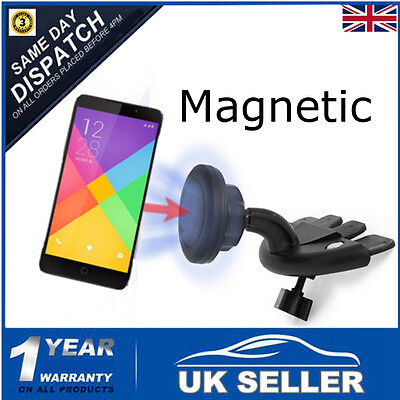 360° Car Magnetic CD Slot Mount Holder Stand For GPS PDA Nav Mobile Phone iPhone