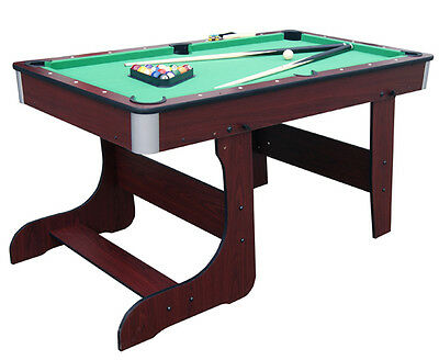 Walker & Simpson Archer 5ft Foldable Pool Table Games Table