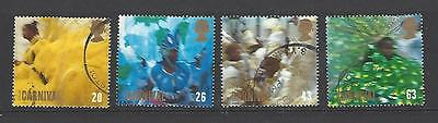 Gb 1998 Notting Hill Carnival  Sg2055/8  Used Set
