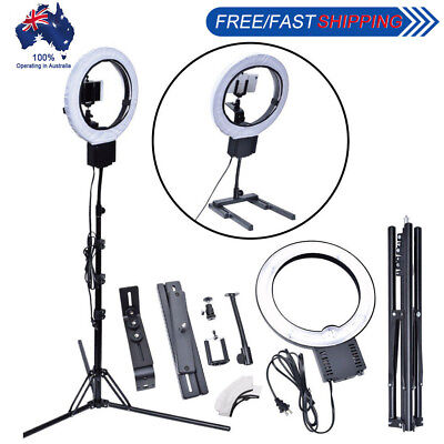 Studio 40W 5400K DIVA Ring Light Stand Kit for Beauty Make Up Photo Video Selfie