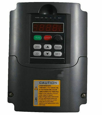 Variable Frequency Drive VFD Inverter 3KW 4HP 220V SVPWM