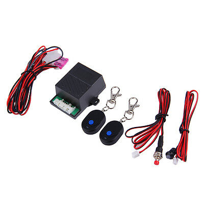 Universal Car Engine Immobilizer Anti-robbery Anti-stealing Alarm System MX