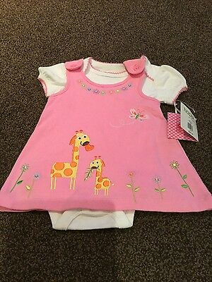 BNWT vest and dress set 3-6 months - gorgeous!