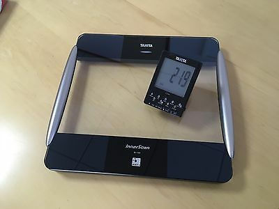 Tanita BC1000 Scales InnerScan Body Composition & Monitor Inc. ANT+Wireless