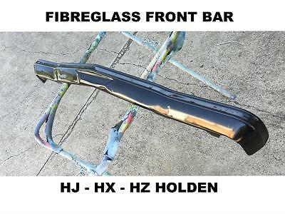 Hj-Hx-Hz Front Bumper Bar Fibreglass Light Weight Street Or Drag
