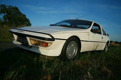 1982 Talbot Matra Murena 1.6  (LHD)  in Original Condition