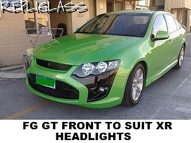 Fg Ford Falcon Gt Front Bar To Suit Xr Headlights