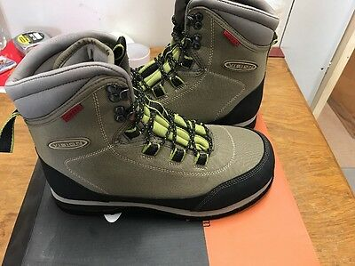 Vision Hopper Felt Bottom  Fly Fishing Boots Size 8/ 41. New