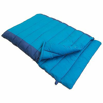 Sale Price Vango Harmony Double Sleeping Bag Blue