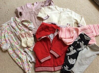 baby girl clothes 3-6 Months bundle, M&S, TU, Next, George
