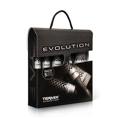Termix C627MB Kit cepillos termicos evolution basic