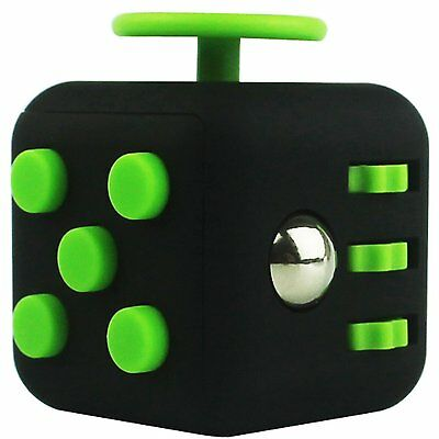 OpenBox FIDGETERRELAX Stress Cube Relieves Anxiety and Depression for Adults and