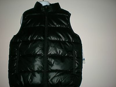 Boy Old Navy Quilted Vest Size S /6,7/ Nwt