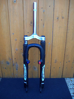 """RST OMNI 181C5 SUSPENSION FORKS 26""""  THREADLESS 1 1/8""""  . Bike Cycle Bicycle"""